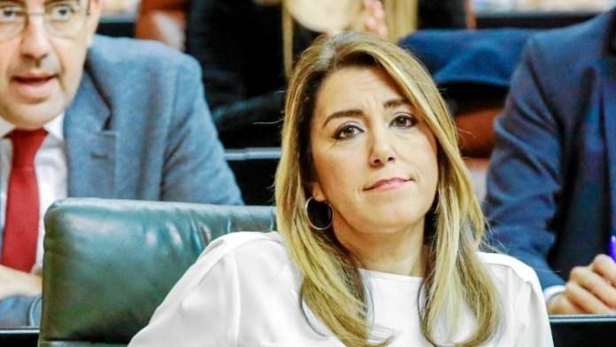 El PSOE y Susana Díaz renuncian a la candidatura para presidir la Junta