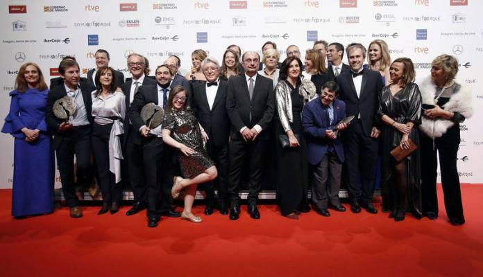 """Premios Forqué: una noche de """"campeones"""""""