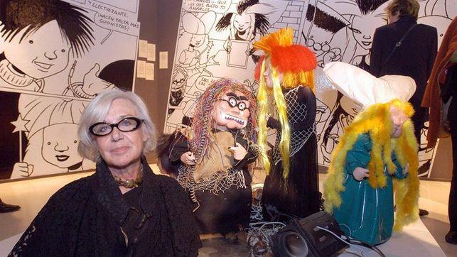 Fallece Lolo Rico, la creadora y directora de «La bola de cristal»