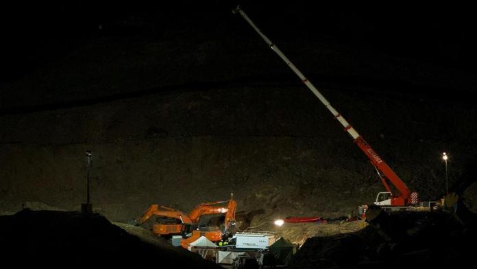 Hallan el cuerpo sin vida de Julen a 71 metros de profundidad