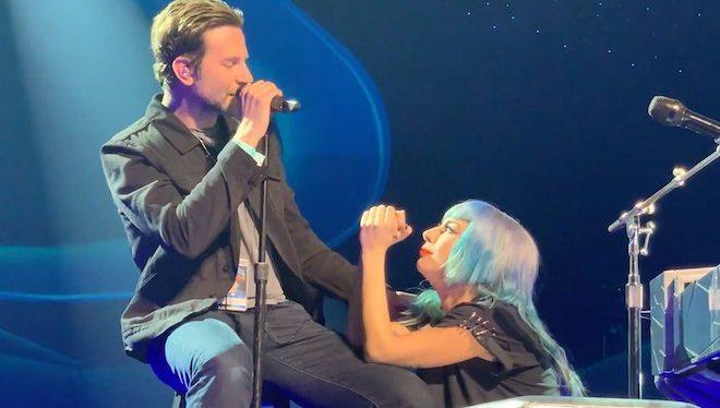 Bradley Cooper y Lady Gaga: Primera vez de «Shallow» en vivo