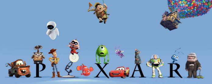 El universo Pixar