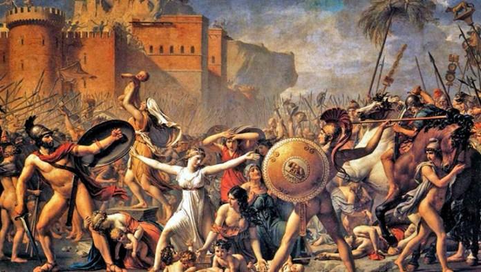 La Íliada: historia de una guerra