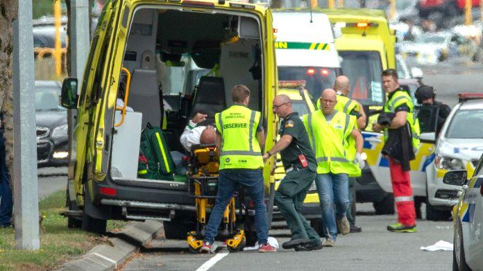 50 muertos en un atentado contra dos mezquitas en Nueva Zelanda