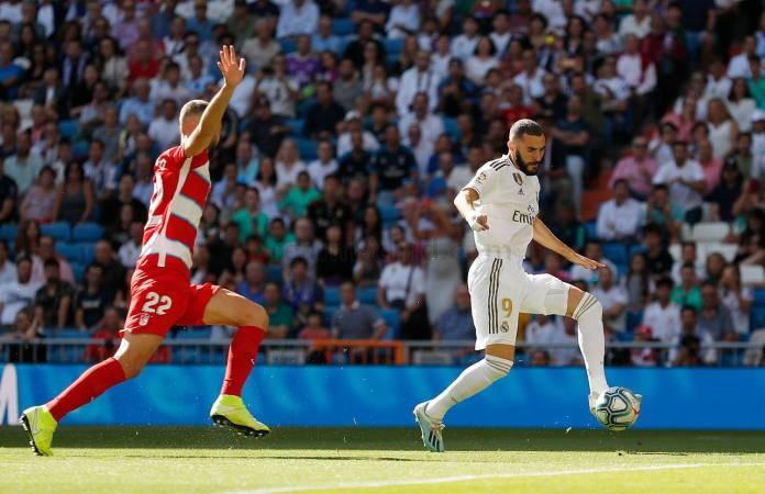 El Madrid gana sufriendo
