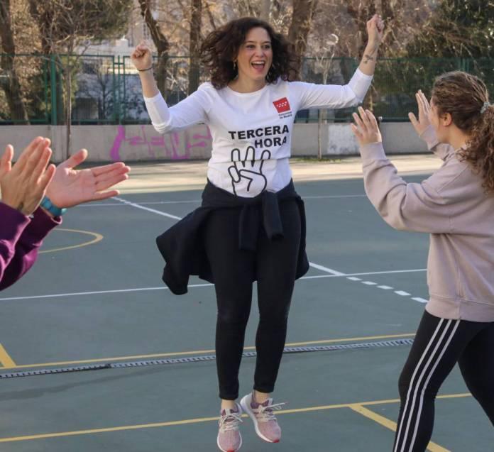 Madrid reduce horas a francés para beneficiar a la Educación Física
