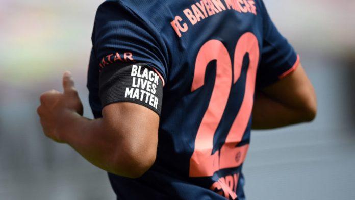 Aquí también, Black Lives Matter