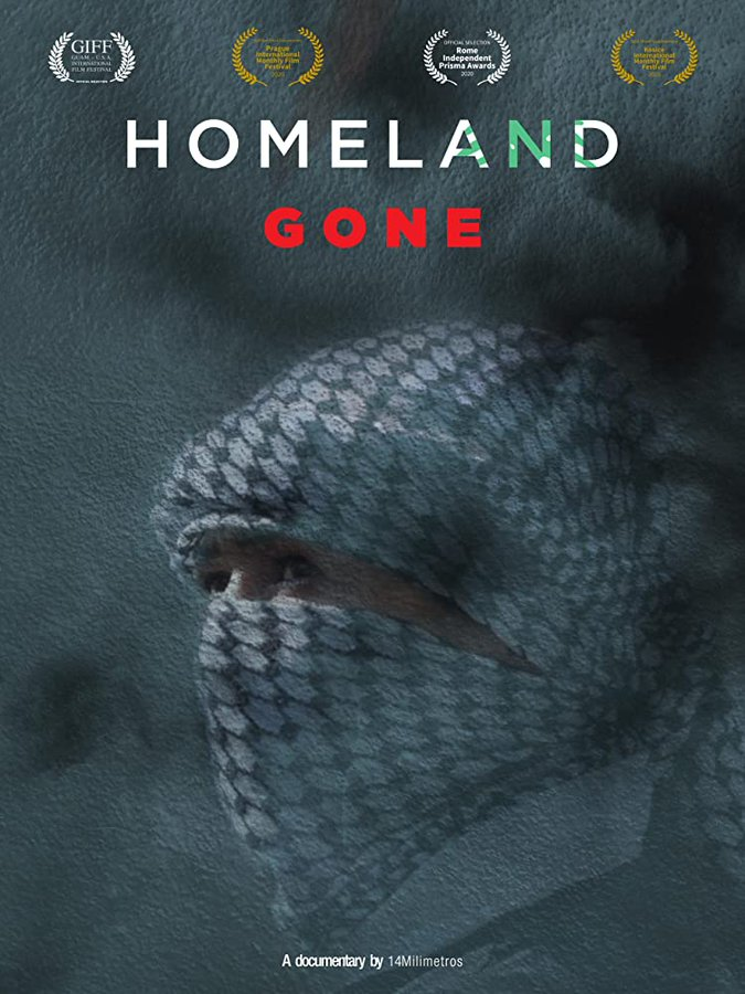 14 milímetros sobre Homeland Gone: «no es como una película que la gente tiene todo preparadísimo, realmente fue una locura»