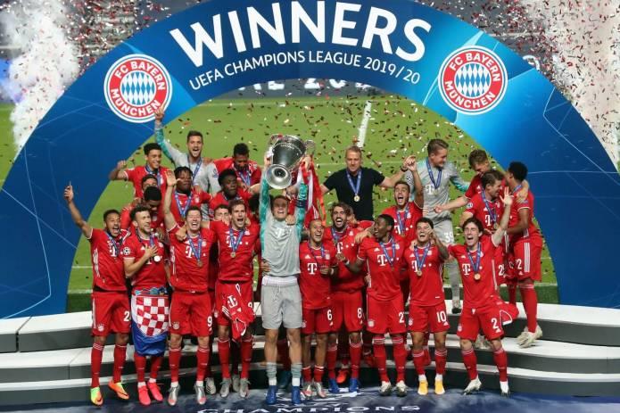 El Bayern campeón de la Champions