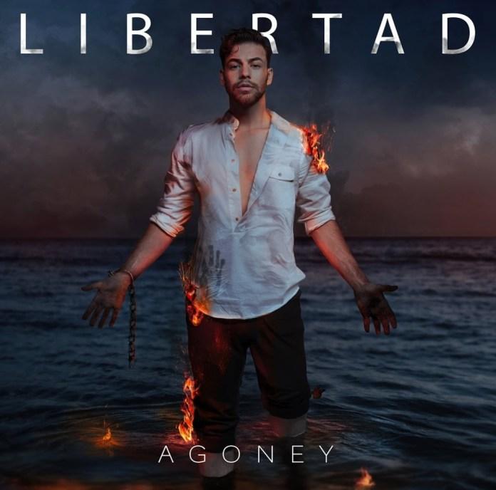 El nuevo disco de Agoney se posiciona como el más escuchado en iTunes España