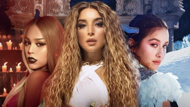 Fuego, Hielo y Tierra se unen en 'Santería', el nuevo single de Lola Índigo