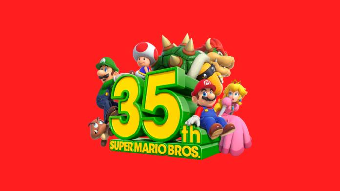 ¡Feliz cumpleaños, Mario!