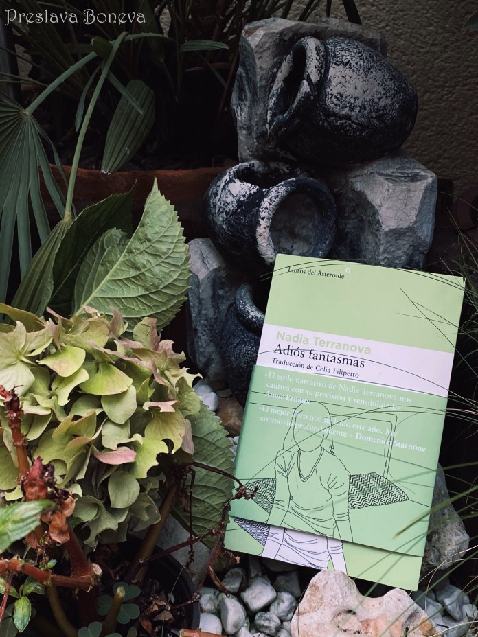Nadia Terranova y su libro 'Adiós fantasmas'