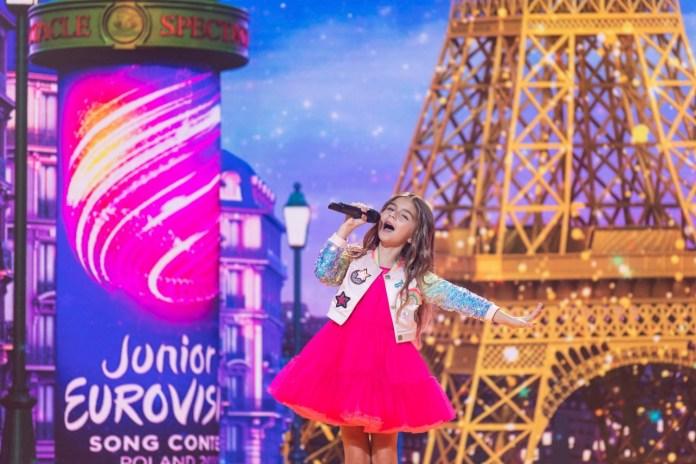 ¡Francia gana Eurovisión Junior 2020!