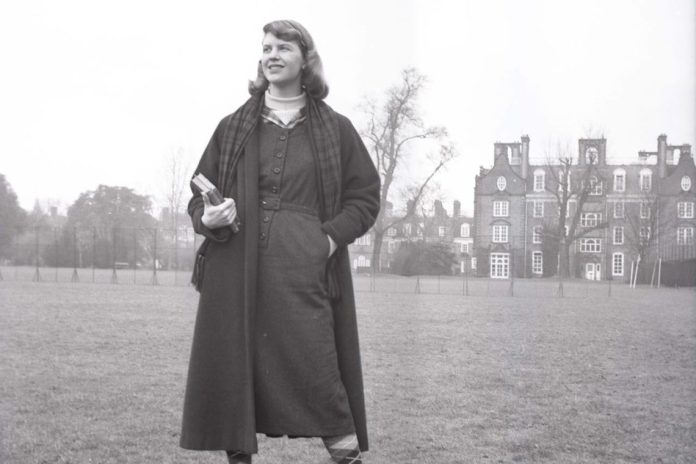 El striptease de Sylvia Plath