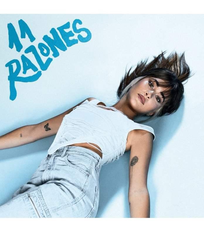 `11 RAZONES´, el nuevo disco de Aitana
