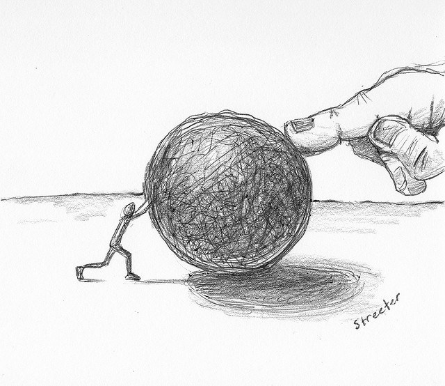 El mito del esfuerzo