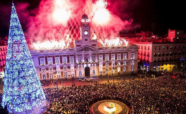 No solo puede despedirse el año desde la Puerta del Sol