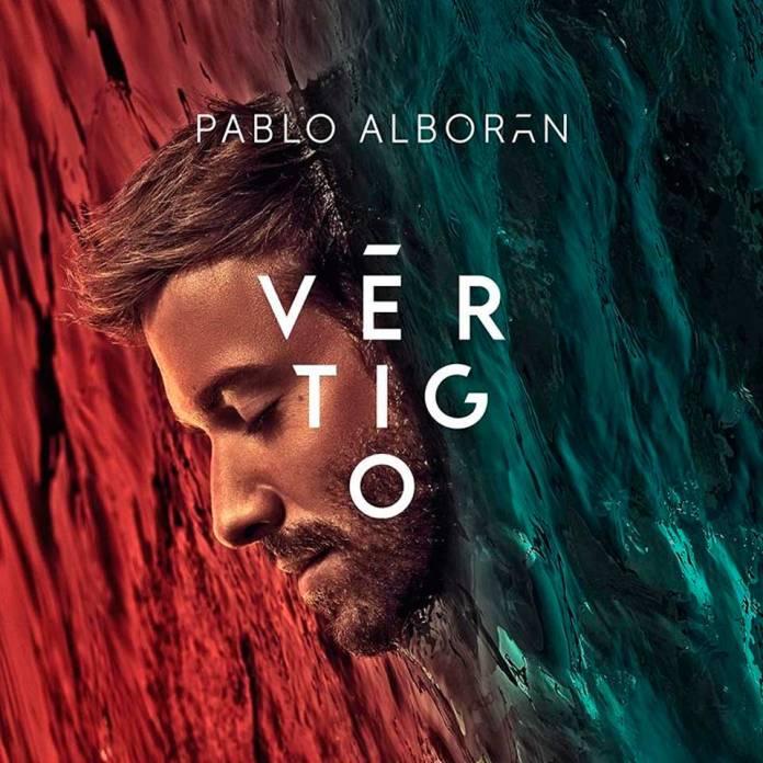 Pablo Alborán vuelve con 'Vértigo'