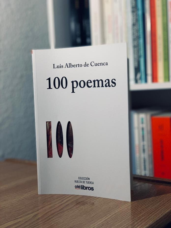 Luis Alberto de Cuenca en '100 poemas'