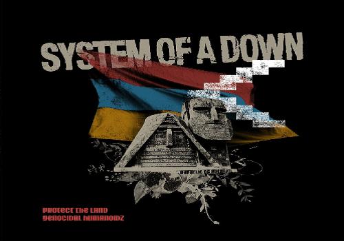 System of a Down, la única voz que hace internacional el conflicto de Artsaj y el genocidio armenio (parte 1)