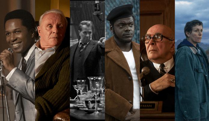 Todos los nominados a los Premios Óscar 2021