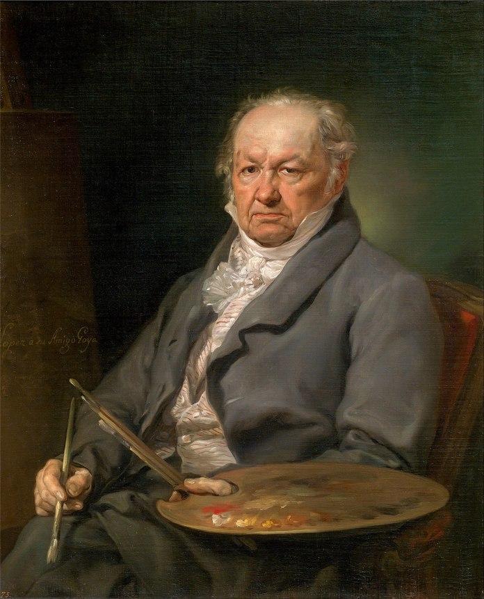 193 años de la muerte de Goya
