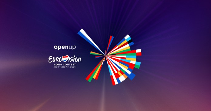 Logo de Eurovision 2021