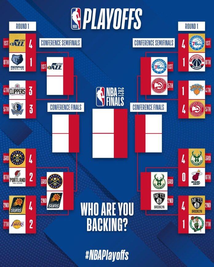 Previa semifinales de conferencia NBA: habrá campeón histórico