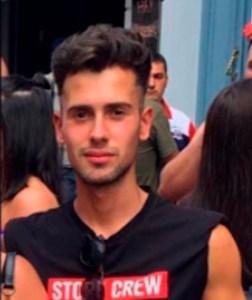 Samuel, el joven asesinado tras una agresión homófoba en La Coruña.
