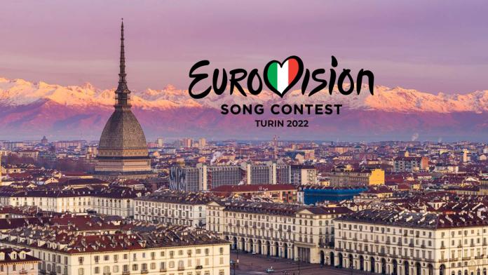 Turín será la anfitriona de Eurovisión 2022