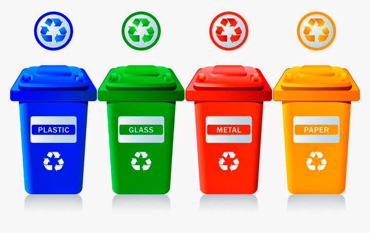 cinco consejos para reciclar