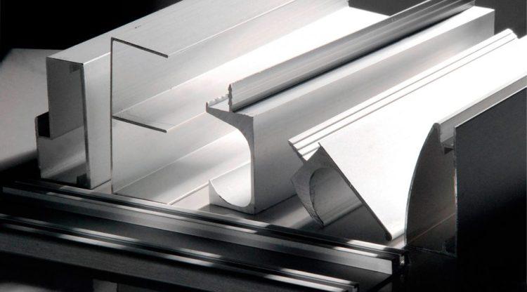 marcos y perfiles de ventanas de aluminio