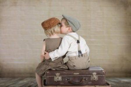amor tierno en san valentin