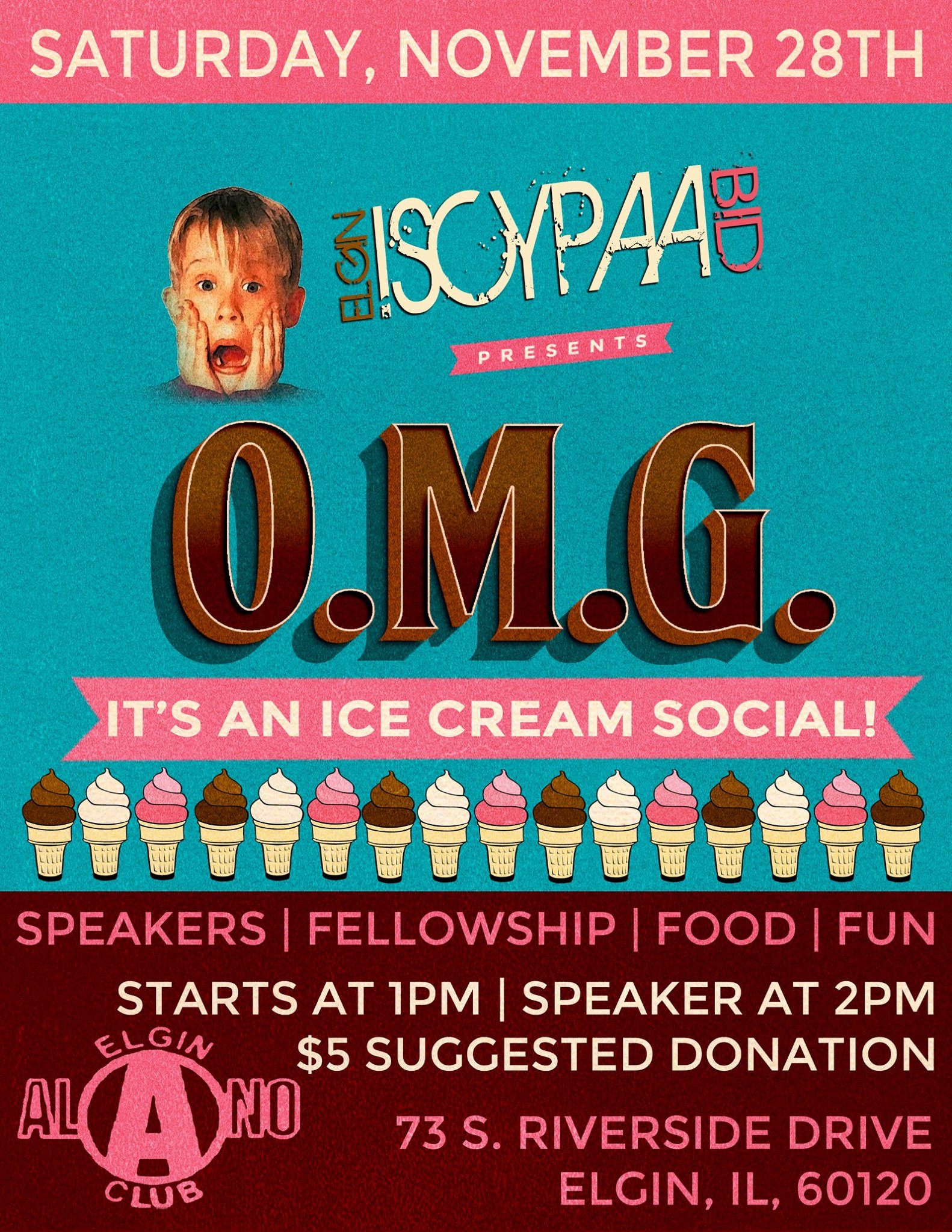 ISCYPAA Ice Cream Social 1