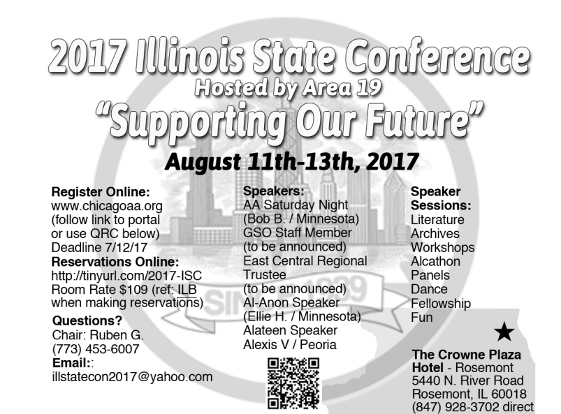 2017 Illinois State Conference 1