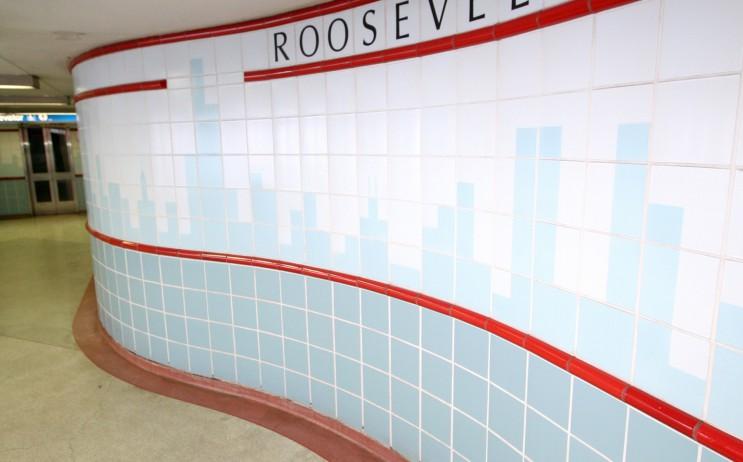 chicago transit authority roosevelt