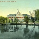 Lords Park postcard
