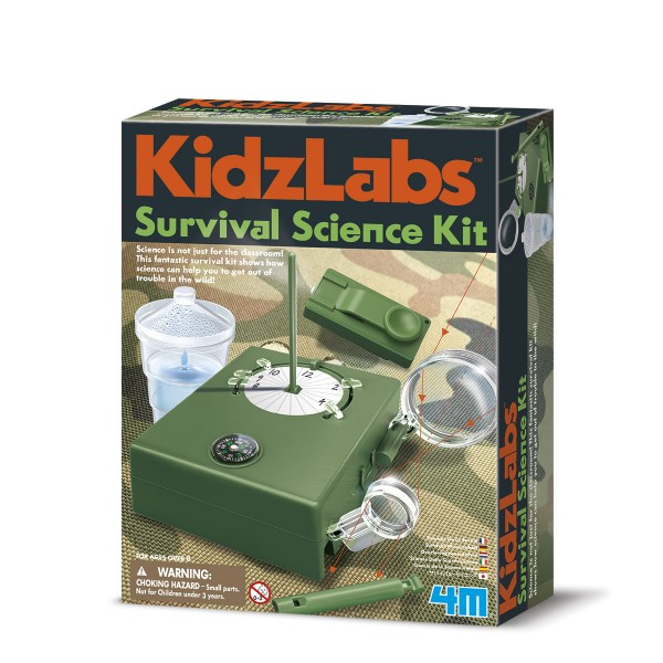Kit de supervivencia