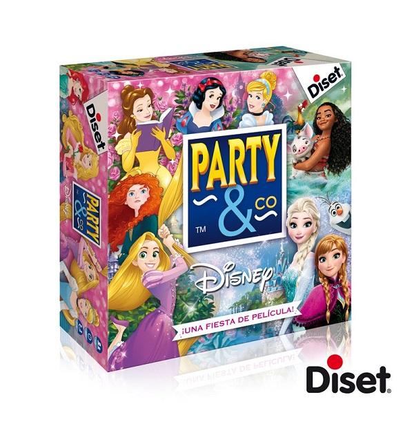Party & co princesas disney
