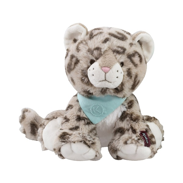 Peluche amis leopard
