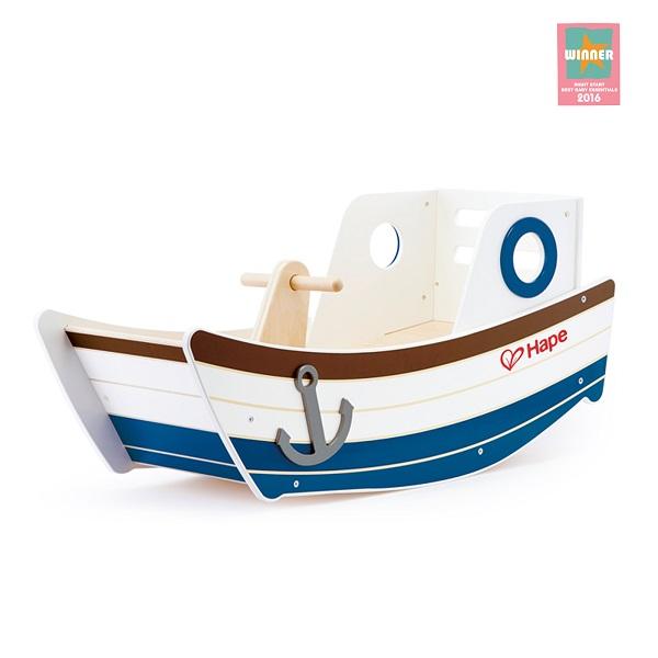 Barca balancin hape