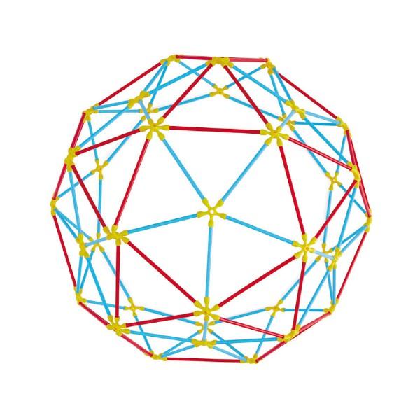 Flexistick estructuras geodesicas