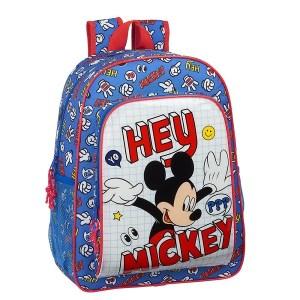 Mochila 33cm Mickey Mouse