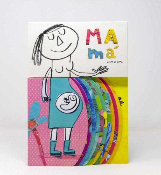 Libro mama Anna Llenas