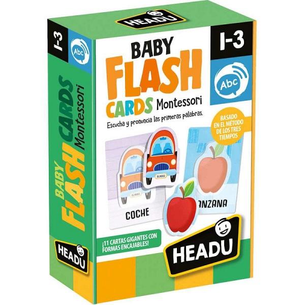 Montessori baby flash cards