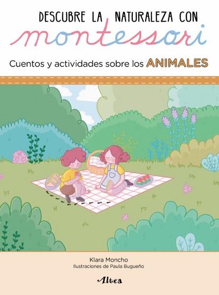Montessori descubre los animales