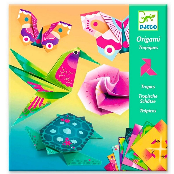 Origami tropico djeco