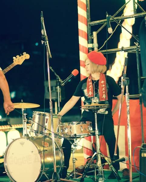 ドラムス&ベース