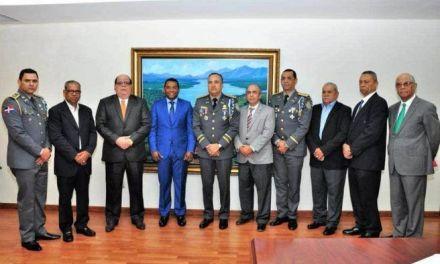 EGEHID y la POLICIA NACIONAL se comprometen a construir y mejorar cuarteles ubicados en zonas de las presas